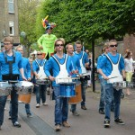 Foto West Percussion sambafestival Naaldwijk 20150628
